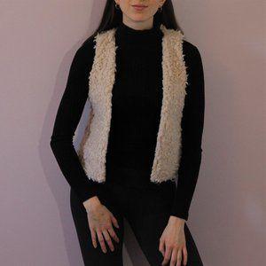 Sherpa Wool Vest